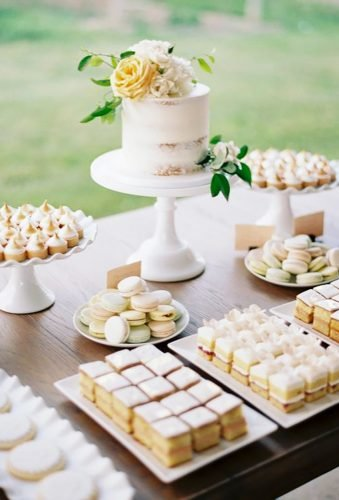 wedding dessert table ideas vintage modern outdoor candy bar shawevents