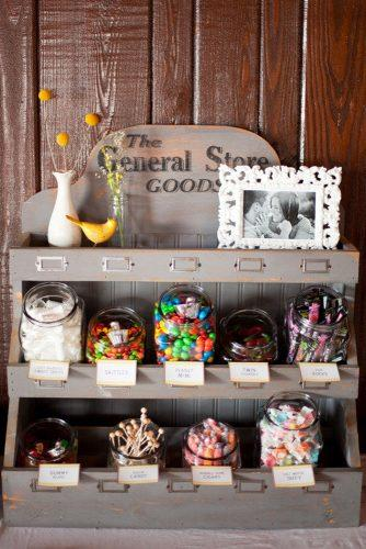 wedding dessert table ideas vintage modern sweet bar mustardseedphoto
