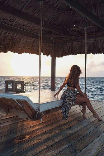 affordable honeymoon packages belize beautiful view at the ocean