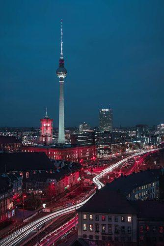 affordable honeymoon packages berlin germany beautiful night view