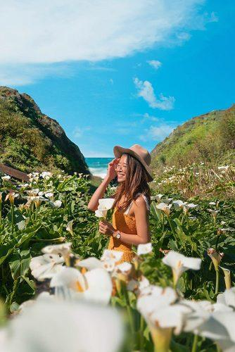 affordable honeymoon packages big sur california girl in the flowers