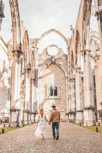 affordable honeymoon packages portugal amar lisboa couple on the street