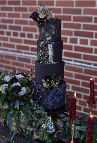 colored wedding cakes black wedding cake sugarbytracyn