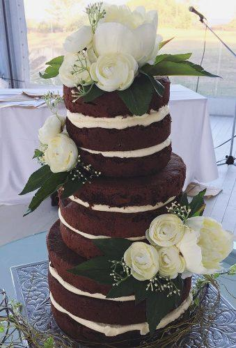 colored wedding cakes chocolate wedding cake sweetpeacakery
