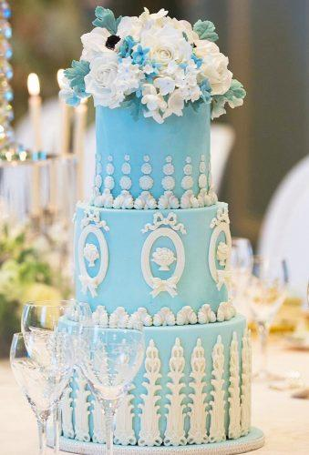 colored wedding cakes tender blue wedding cake elizabethscakeemporium