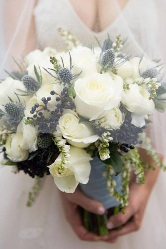 gorgeous summer wedding bouquets with green gellerevents via instagram