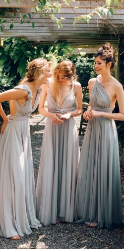 mint bridesmaid dresses dusty long straight bella bridesmaids