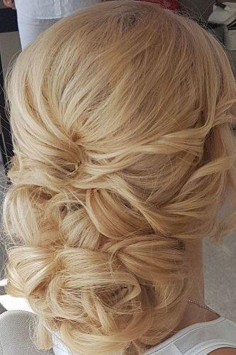 mother of the bride hairstyles elegant updo lidiya byt