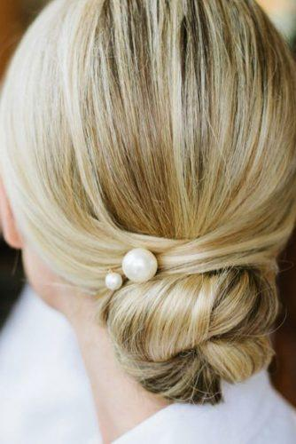 mother of the bride hairstyles short hair with low bun facetimebeauty