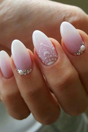 nail ideas lacy with pearl alona hoyo