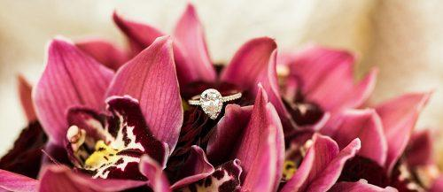 rose gold wedding rings featured