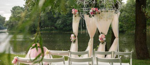 wedding ceremony decorations featured