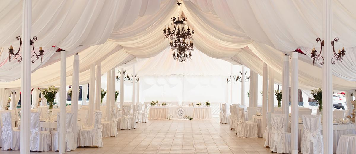 Wedding Reception Decorations Featured