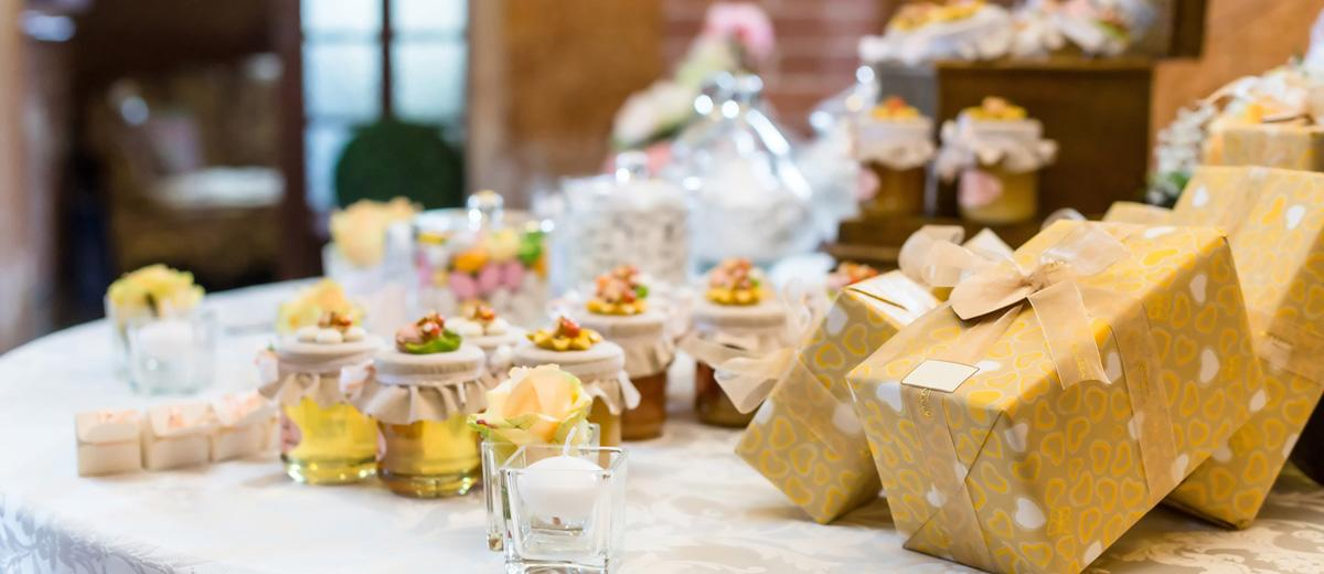 bridal shower favors featured