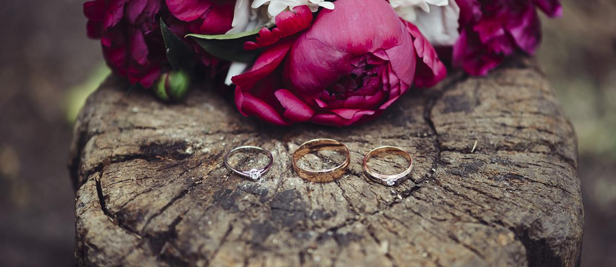 diamond wedding rings featured