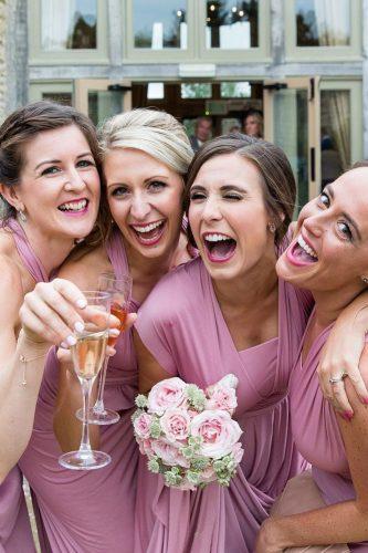 funny wedding pictures bridesmaids david bostock