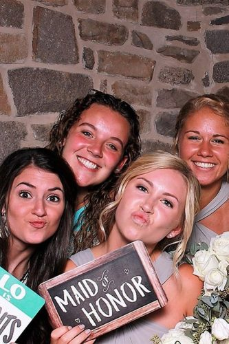 funny wedding pictures bridesmaids fxphotobooths via instagram