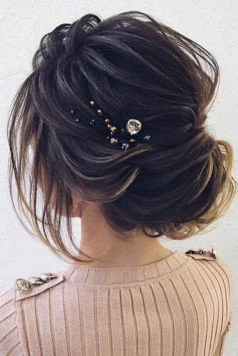 greek wedding hairstyles side updo nadigerber