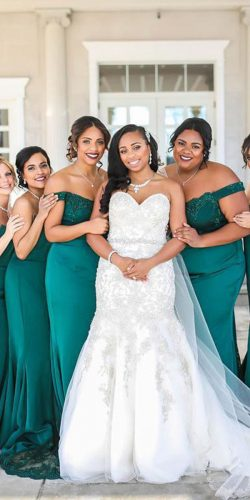 green bridesmaid dresses long sweetheart emerald doll house bridesmaids