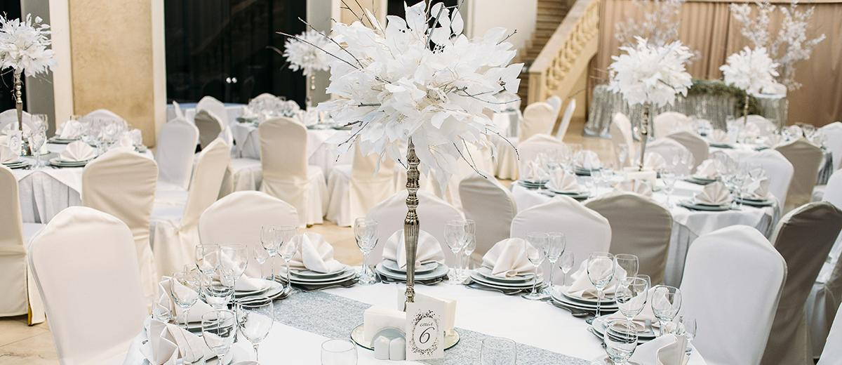 non floral wedding centerpieces featured