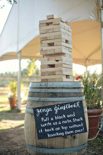 rustic barbecue bbq wedding giant janga on a wine barrel josh snyder photography