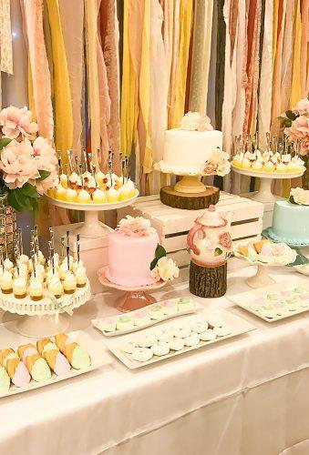 wedding dessert table ideas vintage modern sweet table swttoothbuffets