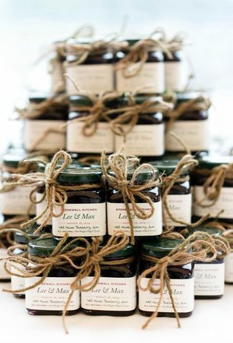 wedding favor ideas jars wedding favor millayandyoung