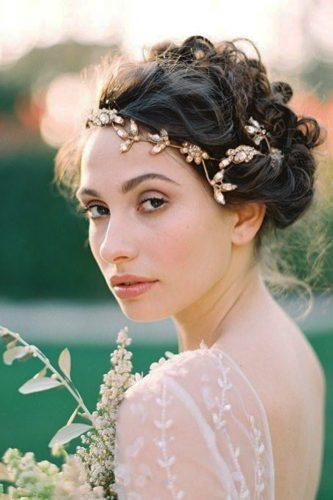 wedding hairstyles for thin hair headpiece upd janniebaltzer