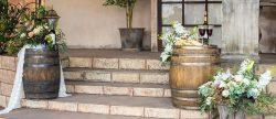 12 Ways to Use Wine Barrels in Your Wedding Decor