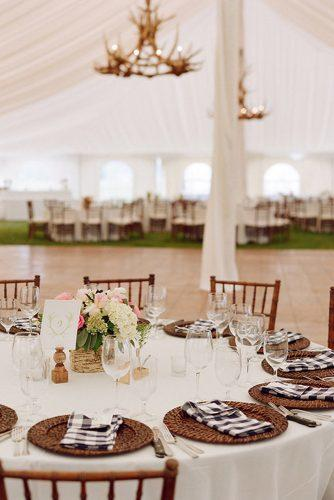 country wedding reception undet white tent carrie patterson