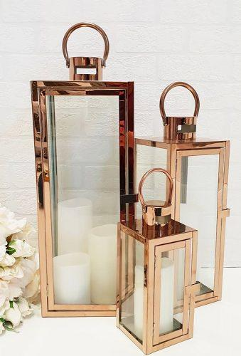 lantern wedding centerpiece ideas gold metallic lantern kylielouiseevents
