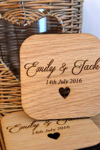 personalized wedding gifts interesting things with names wooden pretty personalised via instagram
