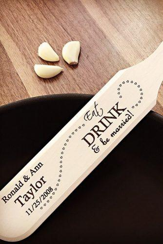 personalized wedding gifts wooden for kitchen engrav3 me via instagram