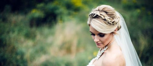 33 Wedding Updos With Braids