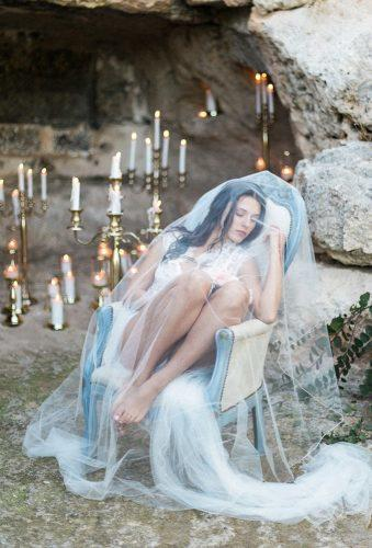 wedding boudoir book bride under veil lisadigiglio
