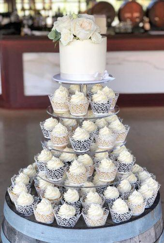 wedding cake alternatives white cupcakes blondebakingmama