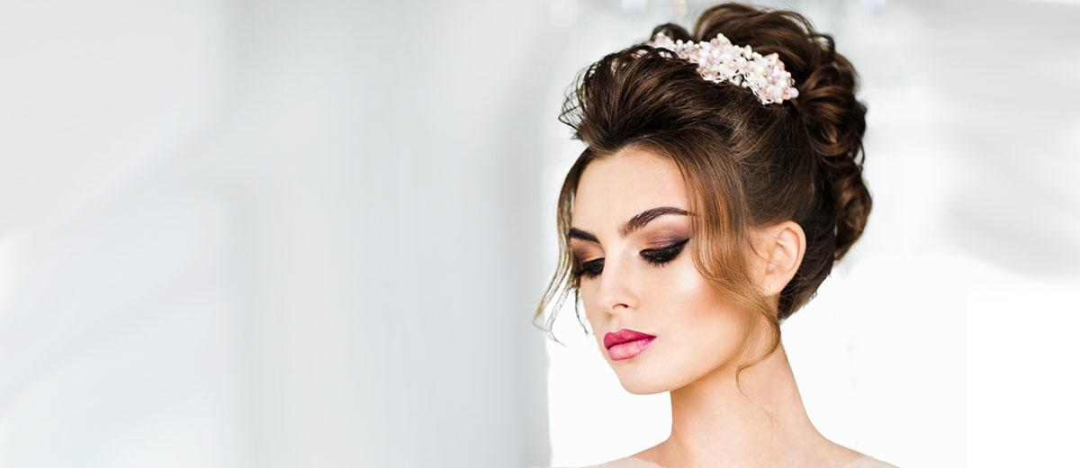 wedding hair and makeup featured