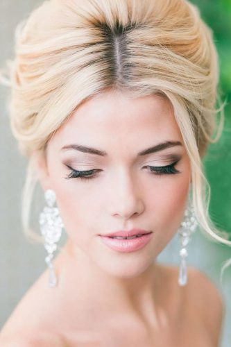 wedding hair and makeup gorgeous blond hair nataliyalegenda