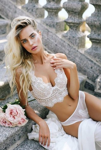 wedding lingerie lace top rara avis lingerie