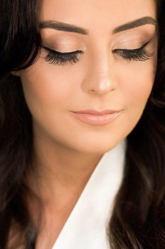 wedding makeup for brunettes natural studioalessandranunes