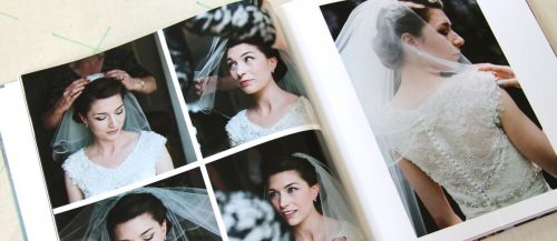 wedding photo book featured image
