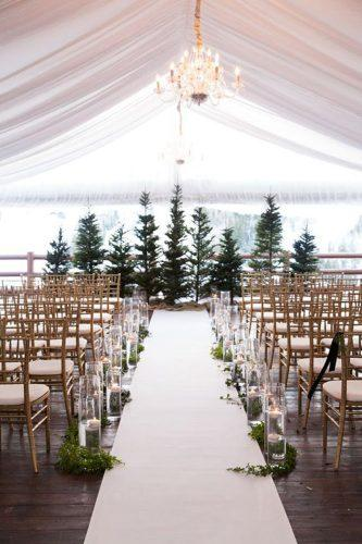 winter wedding decorations white docor with spruse melissa kelsey photography