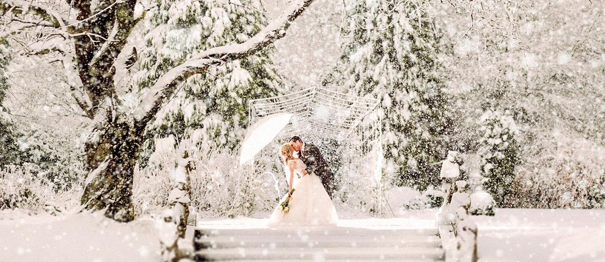 winter wedding photo ideas featured image