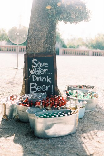 zeynab kanso wedding decoration signs save the water joseba sandoval
