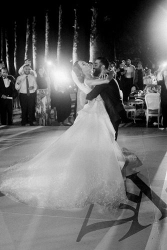 zeynab kanso wedding party bride and groom first dance joseba sandoval