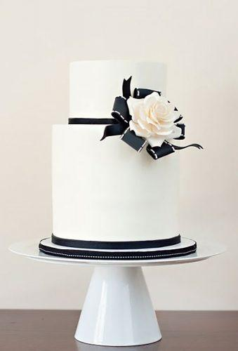 black and white wedding cakes small white cake misobakes