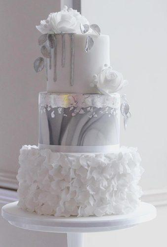 black and white wedding cakes tender cake theconfetticakery