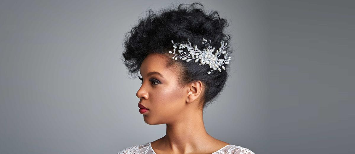 42 Black Women Wedding Hairstyles