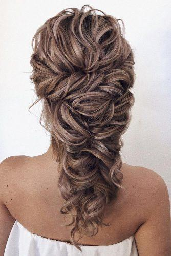 33 Oh So Perfect Curly Wedding Hairstyles | Wedding Forward
