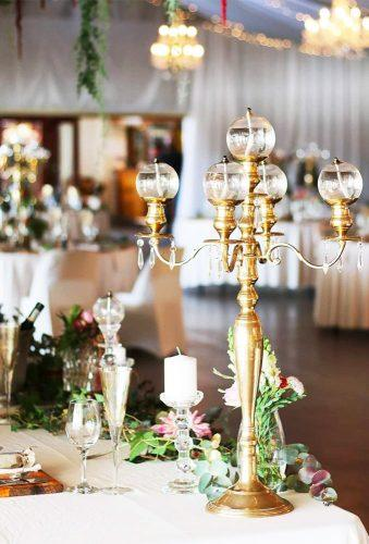 gold wedding decorations gold candlestick jeanellecoetzeephotography